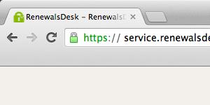 HTTPS Detail View